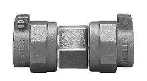 Mueller Industries Pack Joint Brass Coupling MP15403NFG