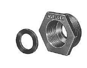 Mueller Company Meter Bushing with Gasket MH10889NFG
