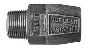 Mueller Industries MIP x CTS Coupling MH15424N