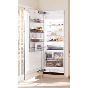 Miele Appliances 35-3/4 in. Built-In Fully Integrated All Freezer MF1911VIL