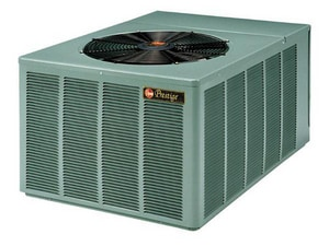 Rheem 24000 BTU 2 Tons 31-1/2 in. 15 SEER R-410A Heat Pump RPQL024JEZ