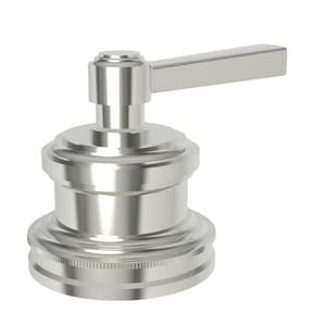 Newport Brass Miro Shower System Control Valve Trim with Escutcheon Lever Handle N3-279L