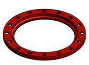 100 psi SDR 17 Ductile Iron Back-Up Ring IBUPSDR1730B
