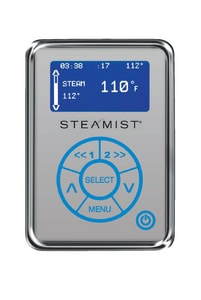 Steamist Total Sense™ Steam Bath Digital Control STEA350