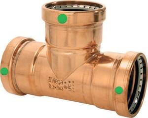 ProPress® XLC Press Reducing Copper Tee V2069