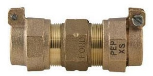 Ford Meter Box Pack Joint Brass Coupling FC66NL