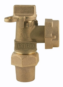 Ford Meter Box 1-7/8 in. Flare x Meter Angle Supply Stop Key Valve FKV23332WNL