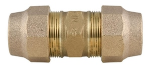 Ford Meter Box Grip Joint Brass Straight Coupling FC66GNL