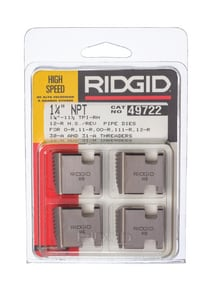 Ridgid Pipe and Bolt Die R50785