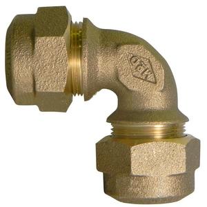 A.Y. McDonald CTS 90 Degree Elbow Bend M74761Q