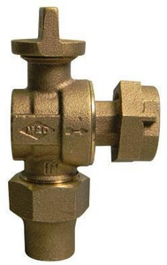 A.Y. McDonald Flare x Meter Angle Ball Valve M74602B