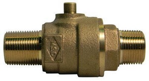 A.Y. McDonald MIP Ball Valve Corporation Stop M73131B