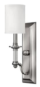 Hinkley Lighting 4-1/2 in. 60W 1-Light Wall Sconce H4790