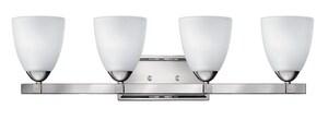 Hinkley Lighting Pinnacle 100W 4-Light Bath Vanity Fixture H5254