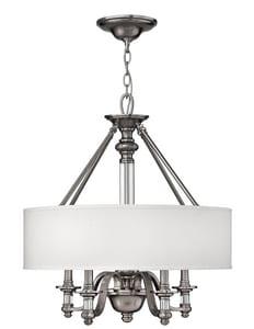 Hinkley Lighting 60W 4-Light Candelabra Chandelier H4797