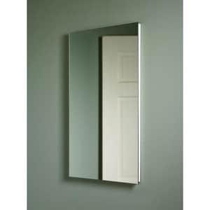 Jensen 16 in. Framless Swing Door Medicine Cabinet R1035P34WHG