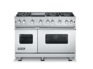 Viking Range 48 in. 6-Sealed Burner Gas Range VVGCC5486G