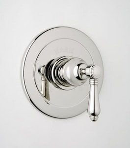 Rohl Viaggio Pressure Balanced Trim with Metal Single Lever Handle and Integrated Volume Control RA6400LM