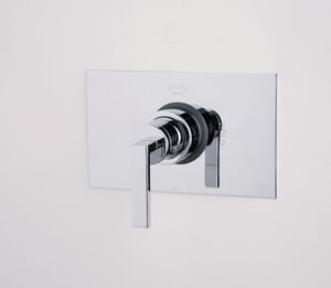 Rohl Wave Thermostatic Tempered Control Trim Valve with Single Lever Handle RWA191LTO