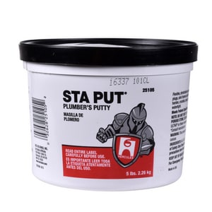 Hercules Chemical Sta Put® Plumbers Putty H2510