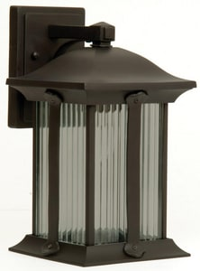 Craftmade International Summit 9-1/10 in. 100 W 1-Light Medium Lantern CZ410492
