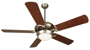 Craftmade International Civic Unipack Ceiling Fan with Light Kit CCIU525
