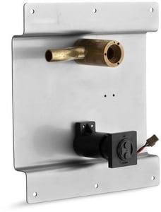 Kohler 1 7/16 in Touchless Square Hybrid Valve and Sensor Kit K11831-NA