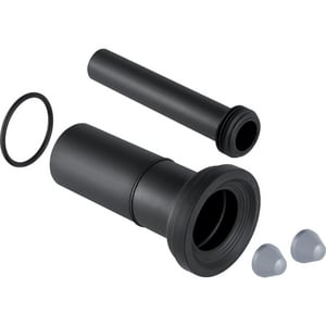 Geberit 10-4/10 in. HDPE Connector Set for Extended Installation and Mounting Hardware G152438461