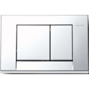 Geberit Bolero Dual Flush Actuator Plate G115777