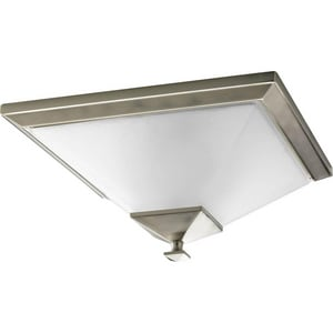Progress Lighting North Park 7-1/8 x 15 in. Close-to-Ceiling Light Fixture PP3852