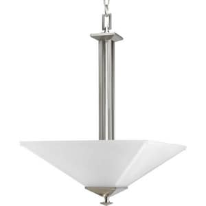 Progress Lighting North Park 24-1/8 in. 100W 2-Light Hall and Foyer Pendant PP3906