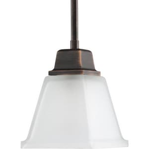 Progress Lighting North Park 100W 1-Light Mini Pendant Light PP5135