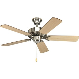 Progress Lighting AirPro 42 in. 5-Blade Ceiling Fan PP2500