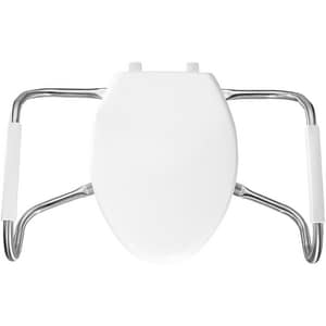 Bemis Sta-Tite® Plastic Elongated Closed Front Toilet Seat BMA2100T000