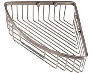 Gatco 12 x 8-63/100 in. Corner Basket GAT1571