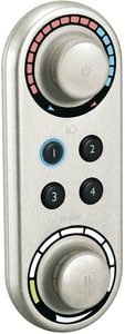 Moen ioDigital® 2.5 gpm Double Handle Thermostatic Valve Trim with Digital Control MTS3415