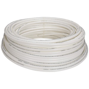 Qest 500 ft. Hot and Cold Poly Tube Plastic Tubing QQ5PC500X