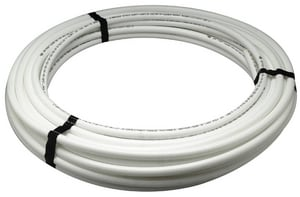 Qest ZurnPEX® 1/2 in. x 100 ft. Hot and Cold Poly Tube Polyethylene Tubing QQ3PC100