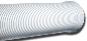 Contech Construction 14 ft. Sewer Plastic Drainage Pipe A2000P14