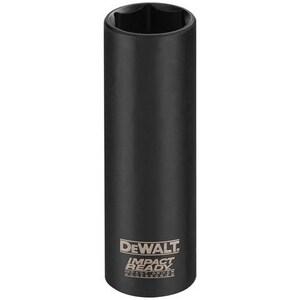 DEWALT 1/2 in. Impact Driver Ready Socket DDW22882