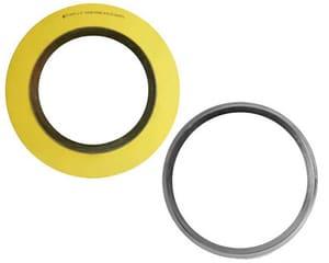 FNW 150# 304 Flexible Graphite Spiral Wound Gasket FNWSWG14F
