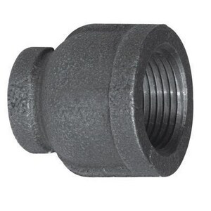 Matco-Norca 300# Black Malleable Iron Reducer Coupling MMBXCPR