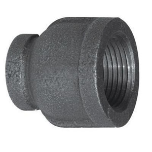 Matco-Norca Threaded 300# Black Malleable Iron Reducing Coupling MMBXCPR