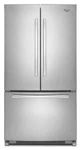 Whirlpool 25 cf French Door Refrigerator WGX5FHTXV