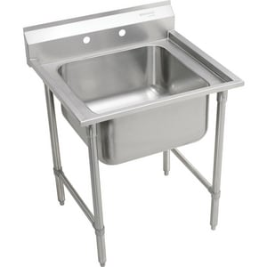 Elkay Rigidbilt® 16 ga Service Sink ERNSF81182