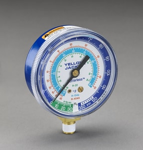 Ritchie Engineering MPT Compressoin Gauge R49016