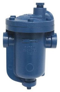 Watson McDaniel 125 psi Inverted Bucket Steam Trap W10125PSI
