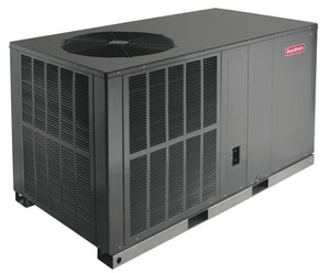 Goodman 38-2/3 in. 13 SEER Packaged Heat Pump GGPH1360H41