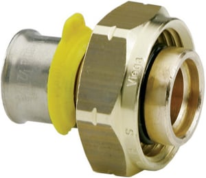 Viega 1/2 x 1/2 in. Pex Pressure Adapter V89409