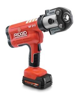 Ridgid Pex Crimping Tools Kit with Propress Jaw R31028